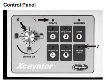 PanelControl-Xcavator