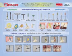 Instrumentos Rotatorios - Edenta