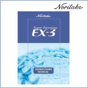 InstruccionesTec_EX-3_Noritake