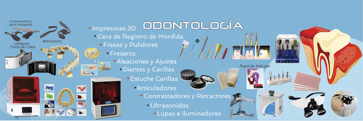 Productos Odontologia